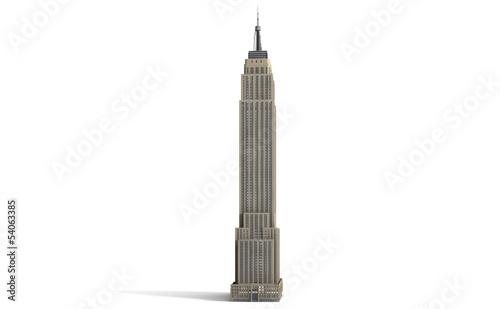 Billede på lærred Empire State building, New York
