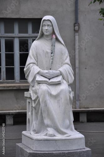 Photo Statue de la grotte