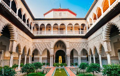 Photographie Seville, Real Alcazar