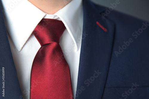 job suit Fototapeta