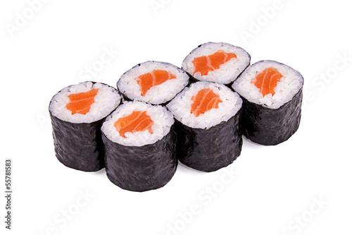 Canvas-taulu sushi sjake maki