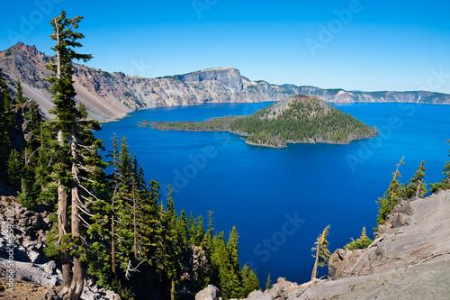 Tableau sur Toile Crater Lake National Park, Oregon