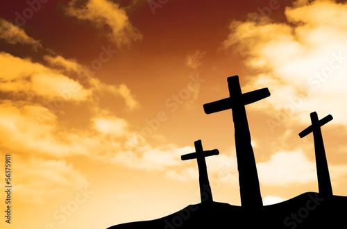 Cuadros en Lienzo Cruces
