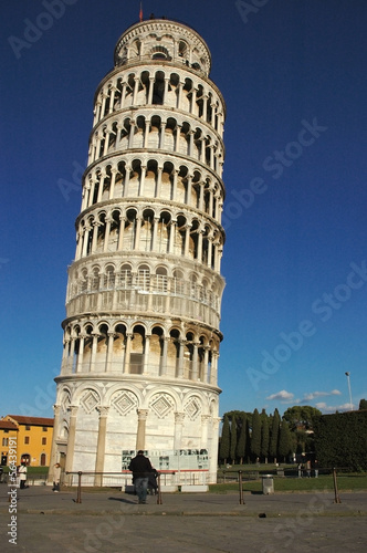 Photo The Leaning Tower of Pisa in Italy