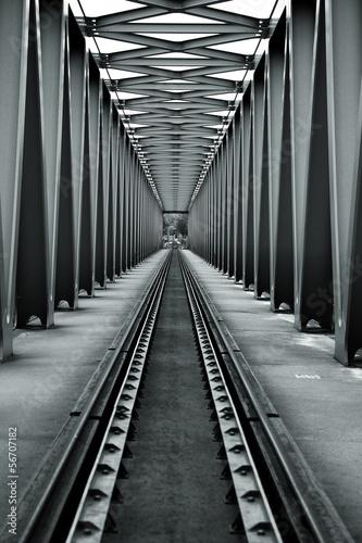 Railroad Bridge #56707182