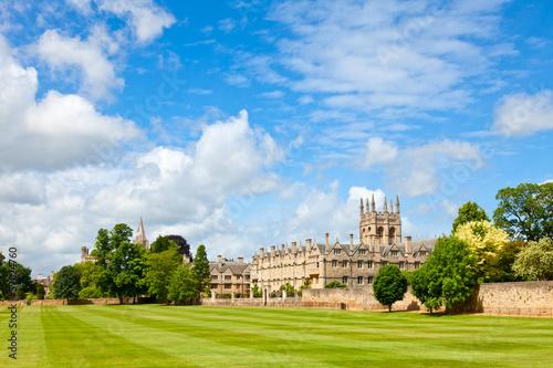 Carta da parati Merton College in Oxford