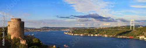 Billede på lærred Bosphorus Panorama