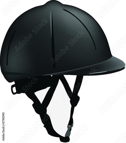 Tablou Canvas cappello equitazione