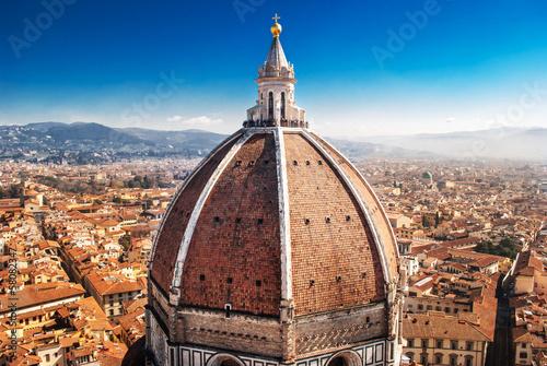 Fotografie, Obraz Florence Cathedral, Brunelleschi's dome