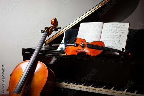 Canvas Classical music