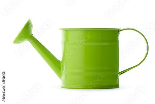 Fotografie, Obraz Green watering can