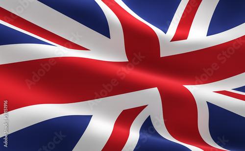 Photo UK flag Great Britain