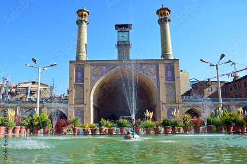 Imam Khomeini Mosque in Tehran