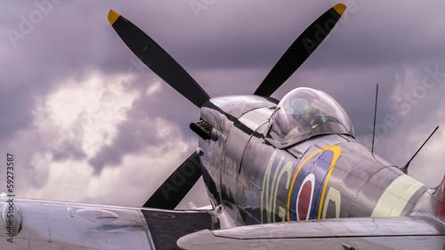 Photographie Supermarine Spitfire Mk. XVI
