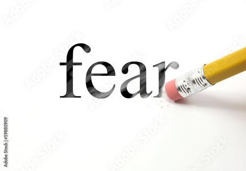 Foto Erasing Fear