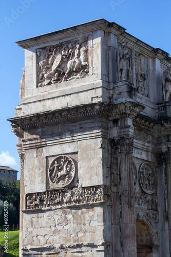Fotografia Arch of Titus