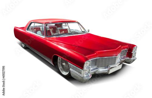 Canvas-taulu Cadillac De Ville