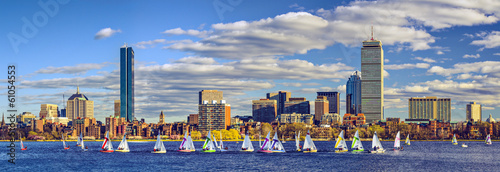 Boston, Massachusetts Fototapeta