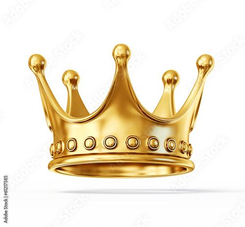 Obraz na płótnie crown