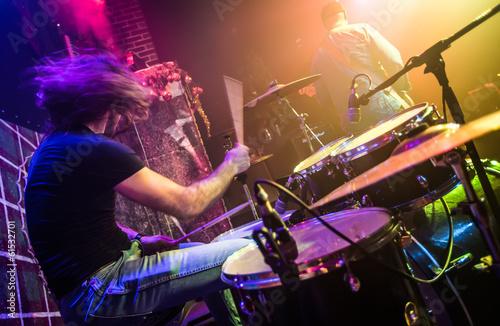 Fotografia Drummer
