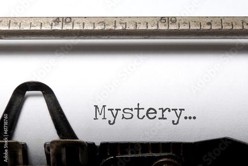 Mystery Fototapeta