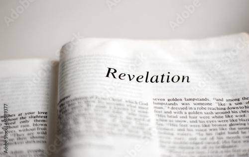 Photo Book of Revelation