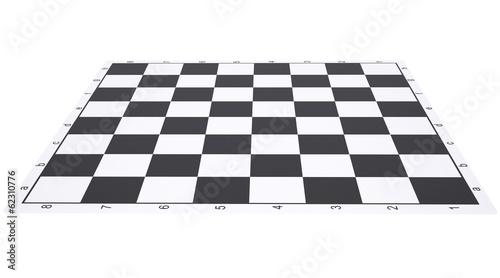Fotografia Empty chessboard