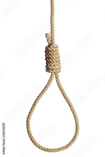 Rope Noose Fototapeta