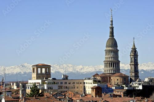 Photographie Novara - Cupola di San Gaudenzio