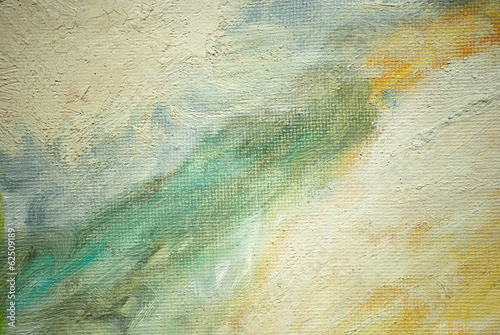 abstract painting for interior oil on a canvas, illustration