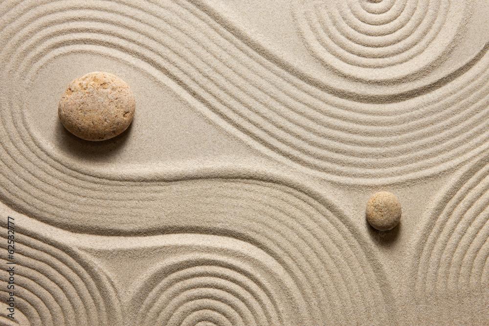 Zen garden - obrazy, fototapety, plakaty