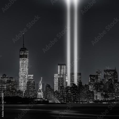 12 lat później… Tribute in Lights, 11 września