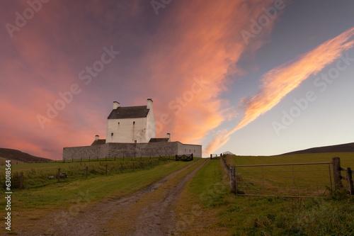 Slika na platnu Corgarff Castle