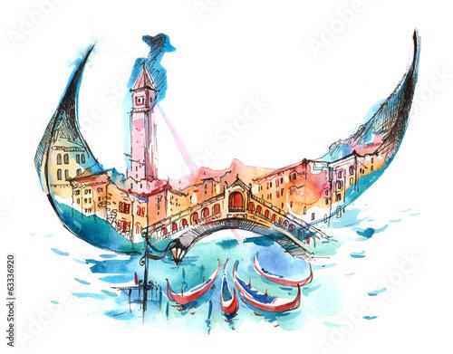 Tablou Canvas Italy