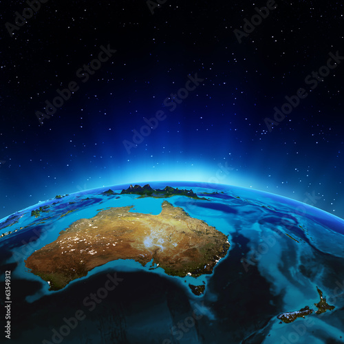 Photo Australia and New Zeland