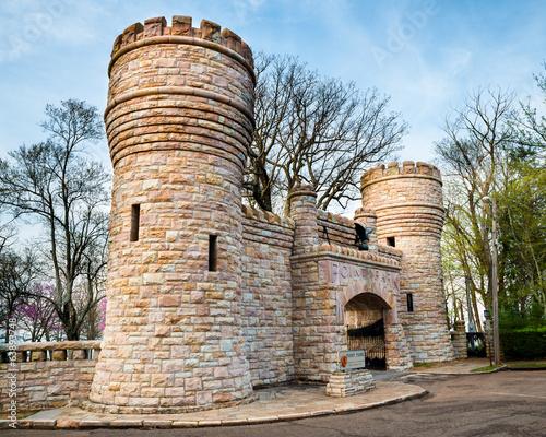 Vászonkép Entrance to Point Park  near Chattanooga, TN