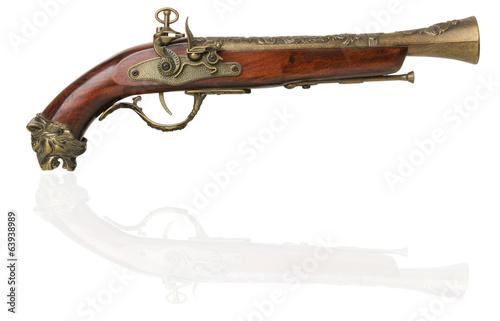 Fotografie, Obraz Old gun