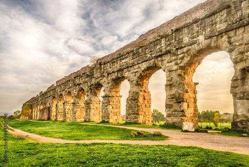 Fotografia Park of the Aqueducts, Rome