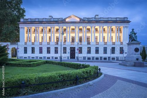 Biblioteka Raczyńskich w Poznaniu