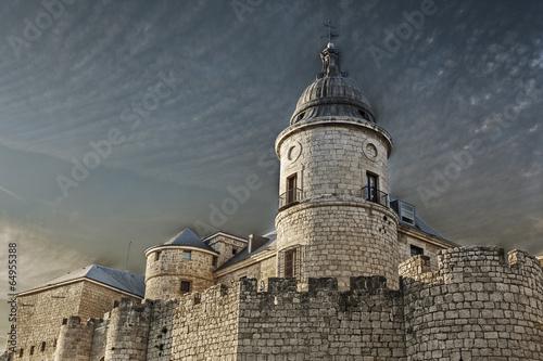 Archivo Simancas Castle, Spain
