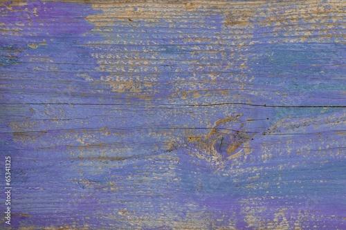 Naklejka na szafę Stare Drewno - tło w kolorze fioletowym