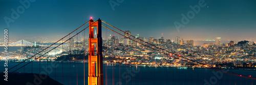 Canvas Print Golden Gate Bridge