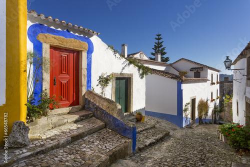 Village de Obidos Portugal #66548782