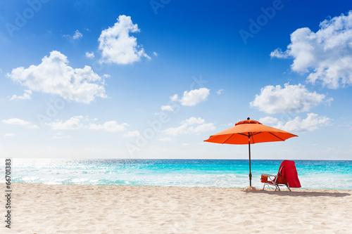 Fotografia Dream beach vacation