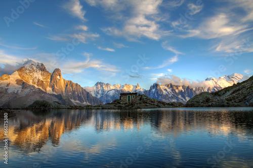 Mont Blanc Massif, France