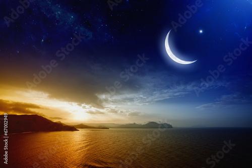 Fotografia Ramadan background