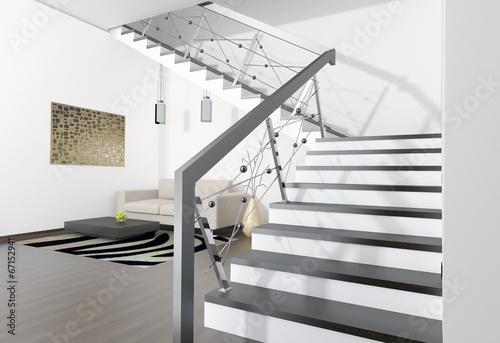 Valokuva лестница в интерьере