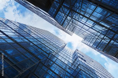 Fototapeta premium Streszczenie budynku