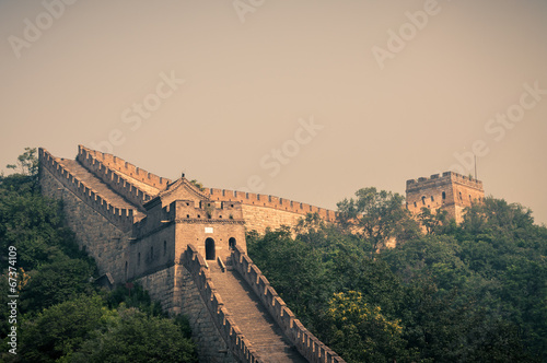 Canvas Print The Great Wall