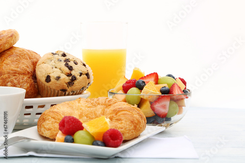 Fotomural breakfast